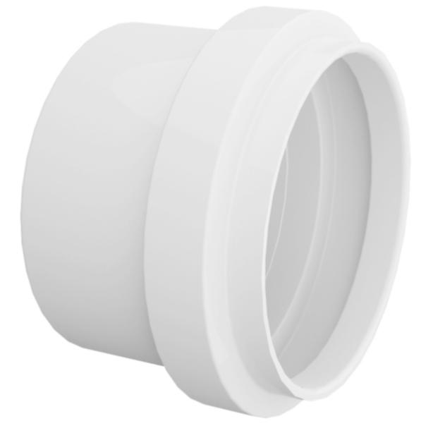 Cap para Esgoto PVC Rigido Branco 75 mm - Tigre