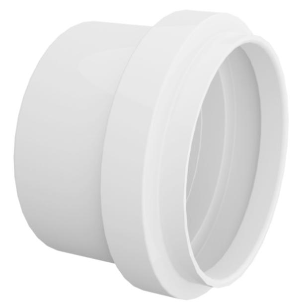 Cap para Esgoto PVC Branco 100 mm - Tigre