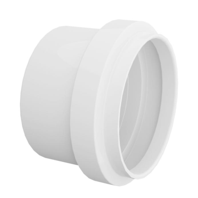 Cap para Esgoto PVC Rigido Branco 150 mm - Tigre