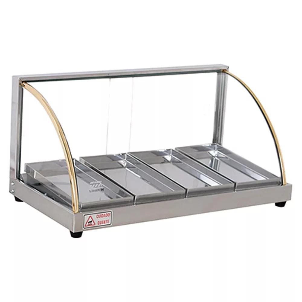 Estufa para Salgados de Aluminio com 4 Bandejas 220V 0050040004 - Tita