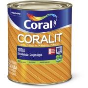 Tinta Esmalte Sintético Brilhante Premium 0,9L - Platina - Coralit Zero Coral