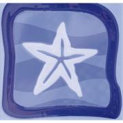 Revestimento de Parede Brilhante Unidade 15x15cm Azul Garopaba C - Eliane