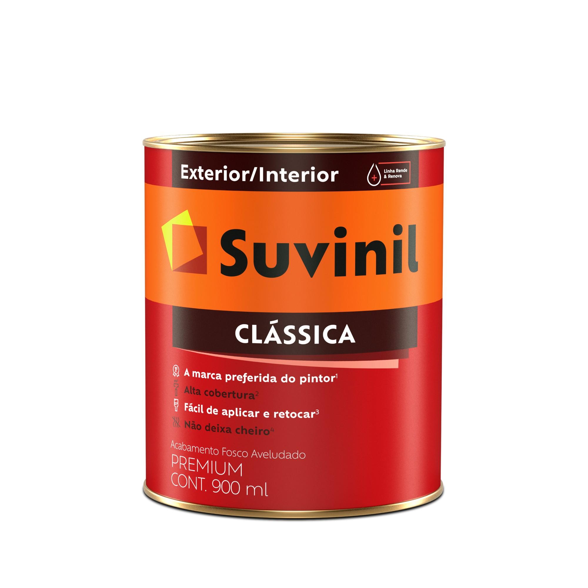 Tinta Pva Fosco Premium 09L - Branco Neve - Maxx Suvinil