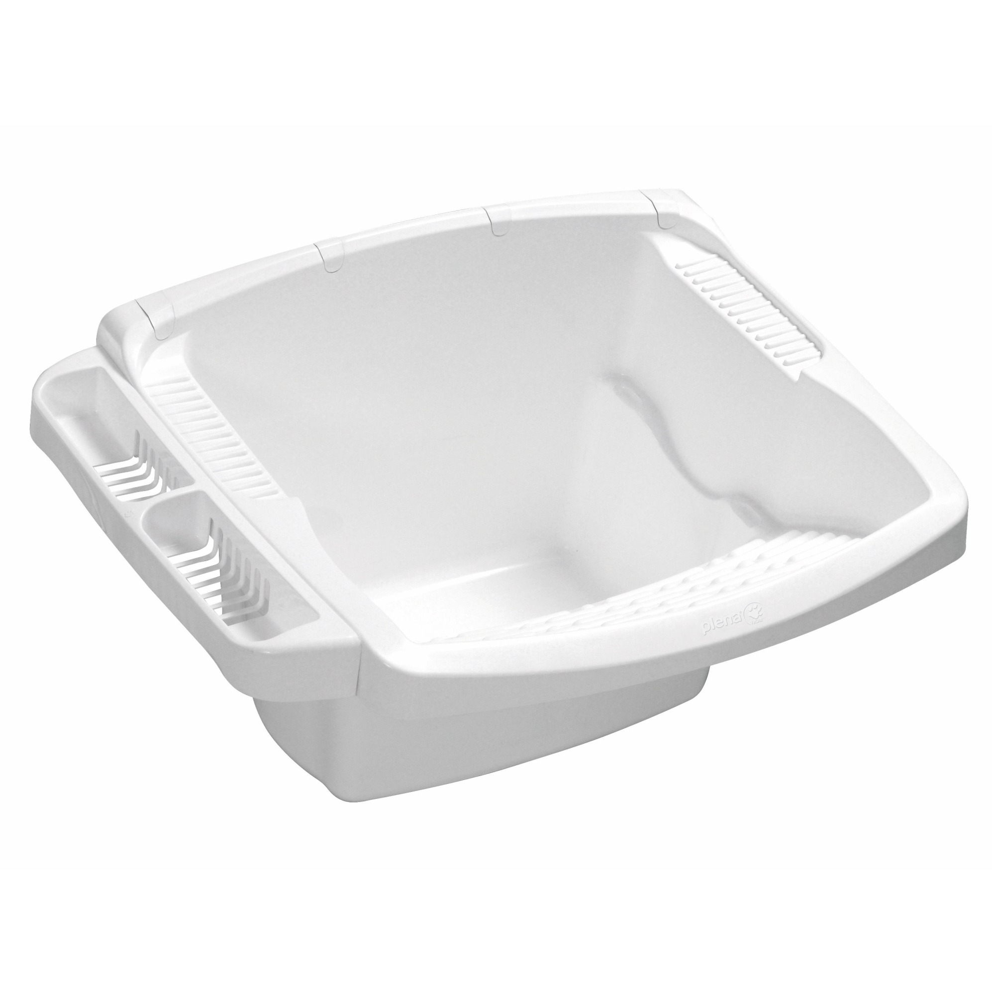 Tanque de Plastico para Lavar Roupas 240 L Branco - Tigre