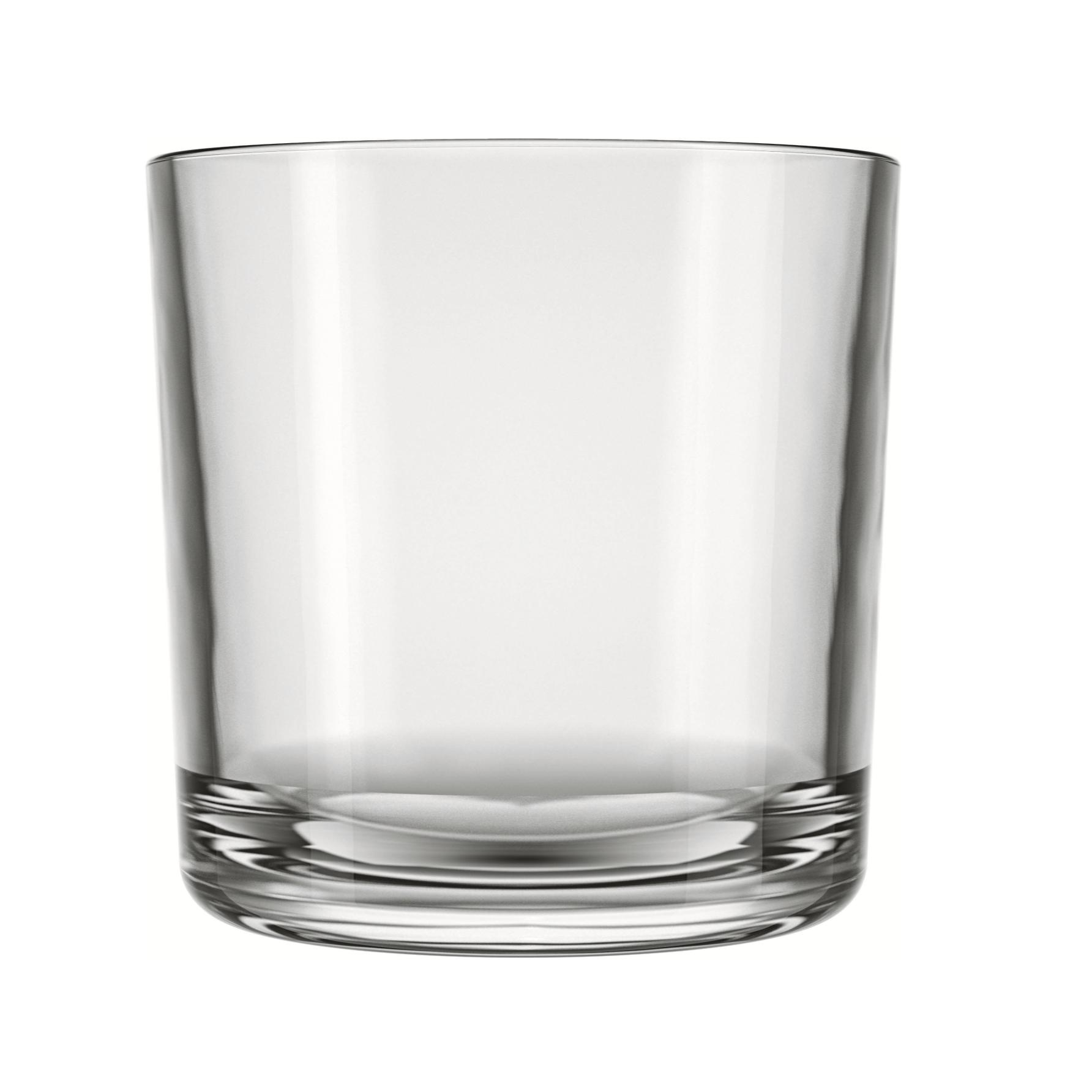 Copo de Whisky Rocks de Vidro 265ml Transparente - Nadir