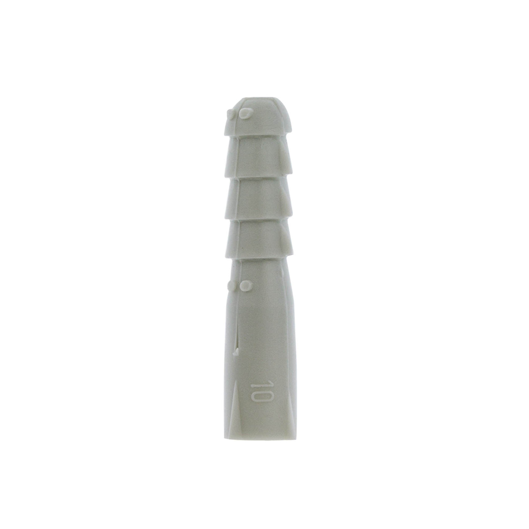 Bucha de Polipropileno para Concreto e Alvenaria 10mm 100 Pecas - Fischer