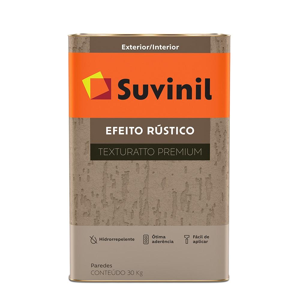 Textura Rustico Premium 300Kg - - Texturatto Rustico Suvinil