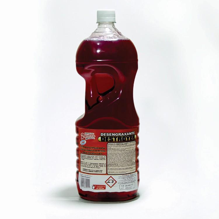 Detergente Desengraxante Destroyer 2 L - 085 - Diplomata
