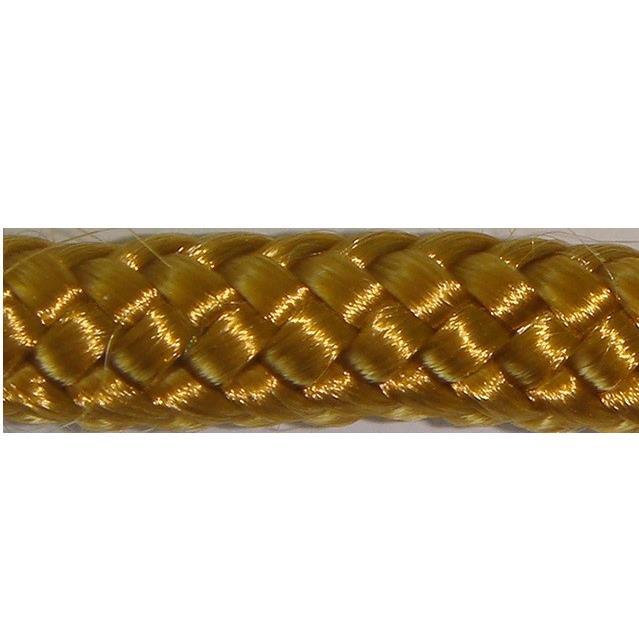 Corda Multiuso de Poliester 80mm x 200m Ouro - Cordas Erval