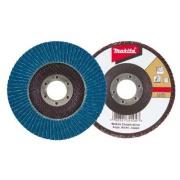 "Disco Lixa Flap G120 4 1/2""x7/8"" D-29496 - D-29496 - Makita"
