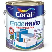 Tinta Acrílica Fosco Standard 3,6L - Amarelo Frevo - Rende Muito Coral