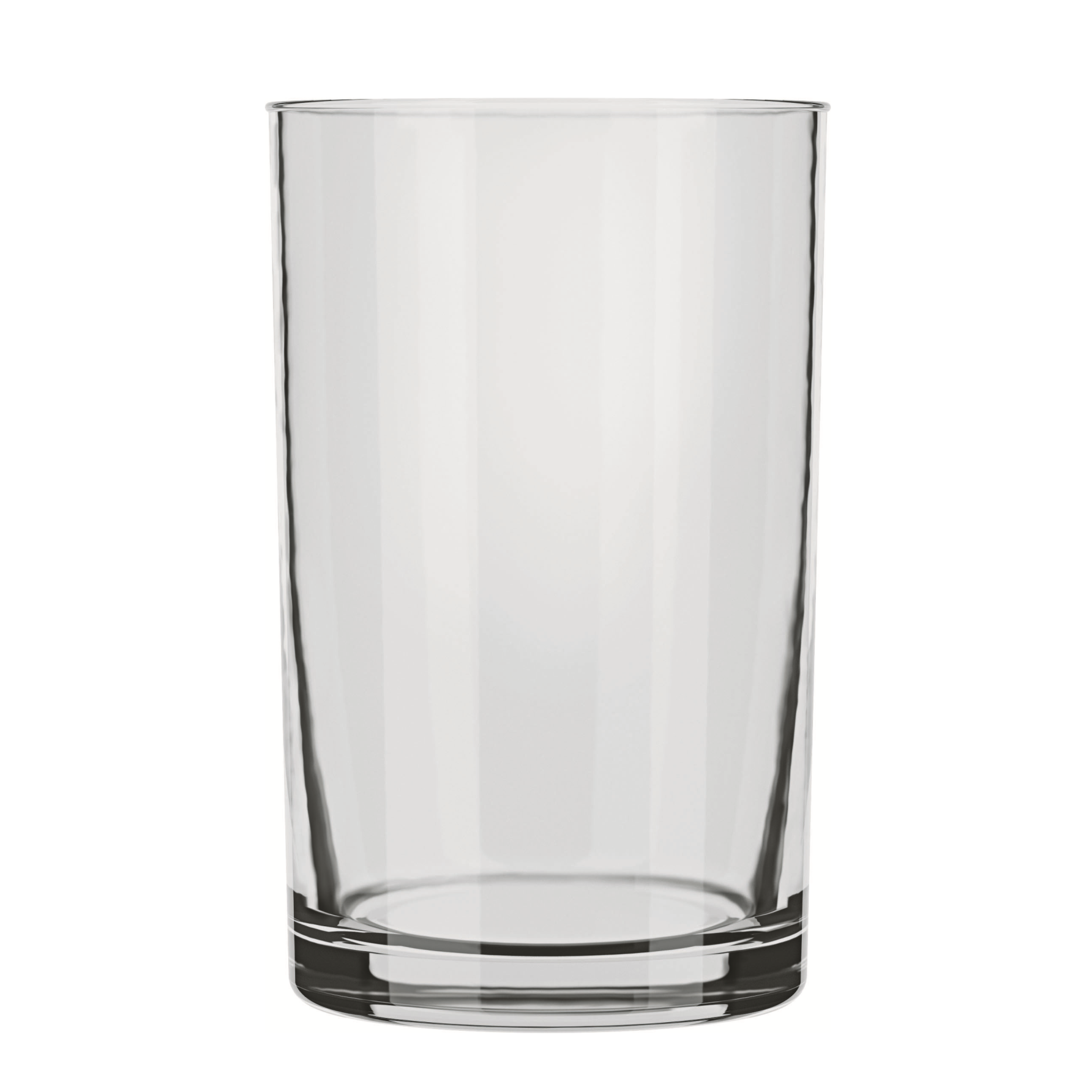 Copo de Suco de Vidro 200ml Transparente - Cylinder Nadir