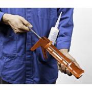 Pistola Aplicadora de Silicone em Metal para Tubo 300 g/ 305 ml - Atlas
