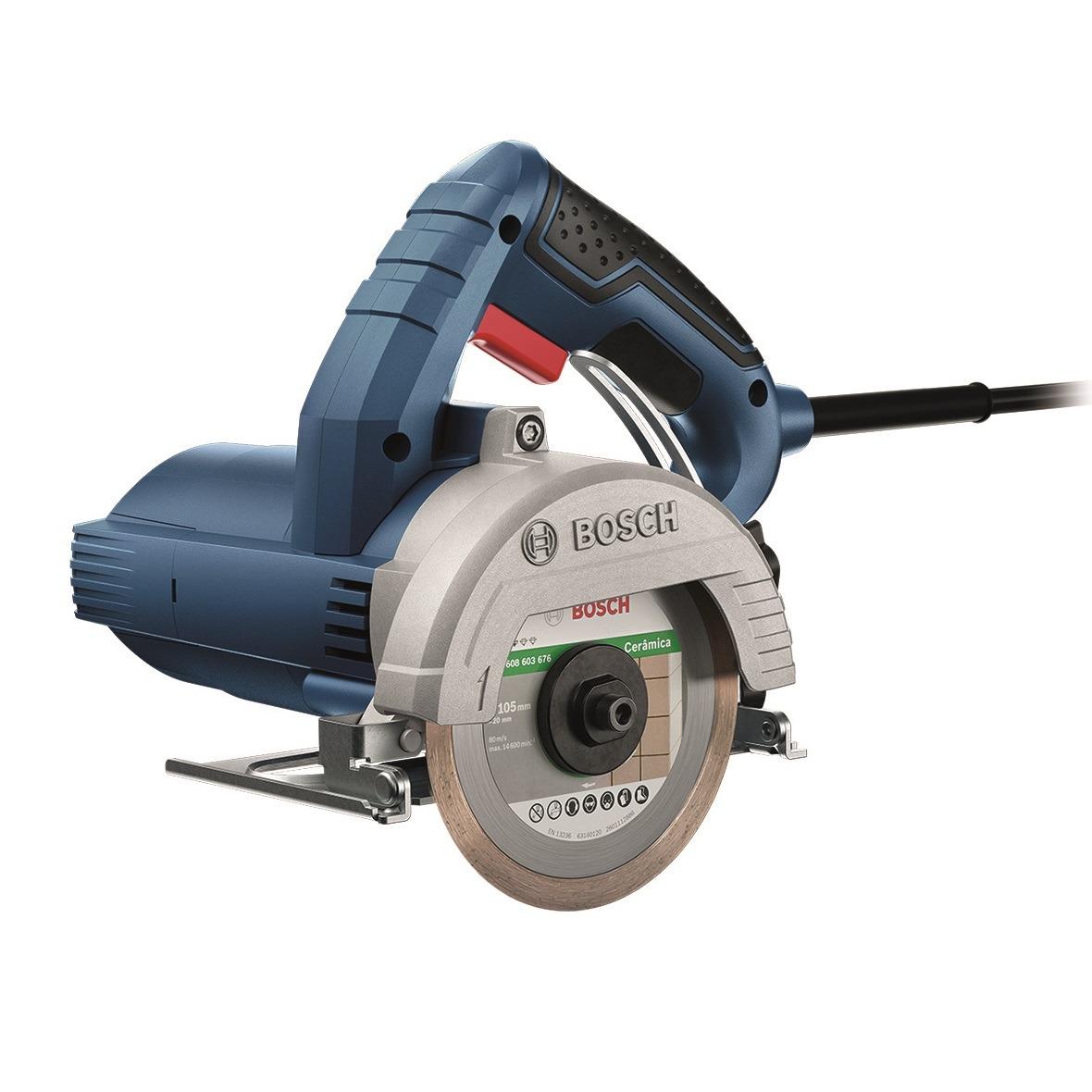 Serra Marmore Corte em Angulo 125mm 1500W 127V GDC151 06015487D2000 - Bosch