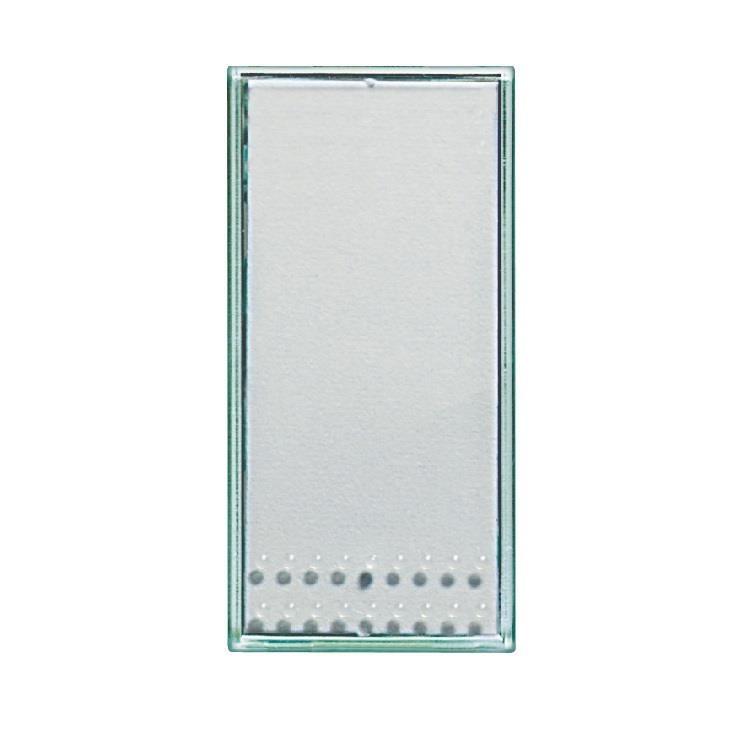 Tampa para Interruptor Kristall 1 Modulo SN4932F LivingLight - Bticino