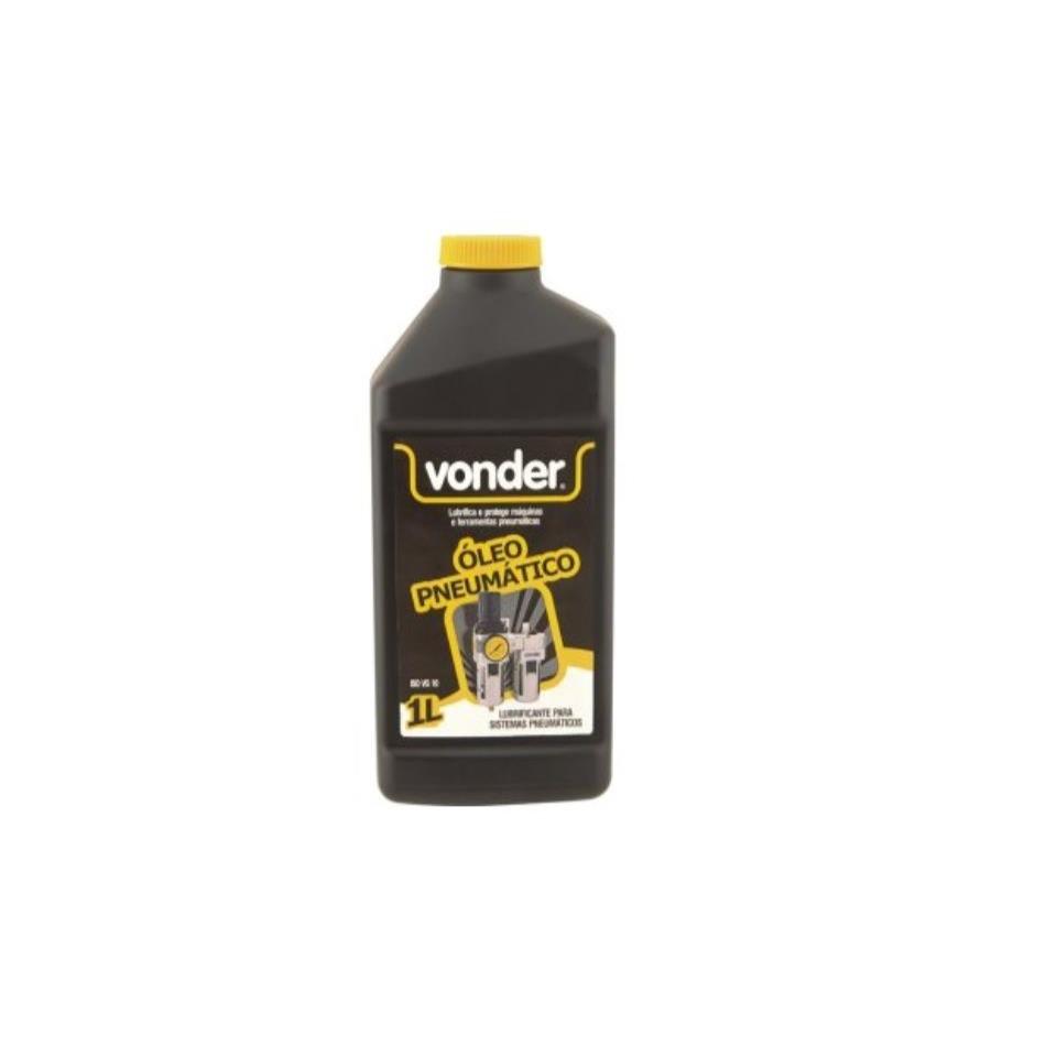 Oleo Lubrificante Pneumatico 1L - VonderCaixa de 12 un