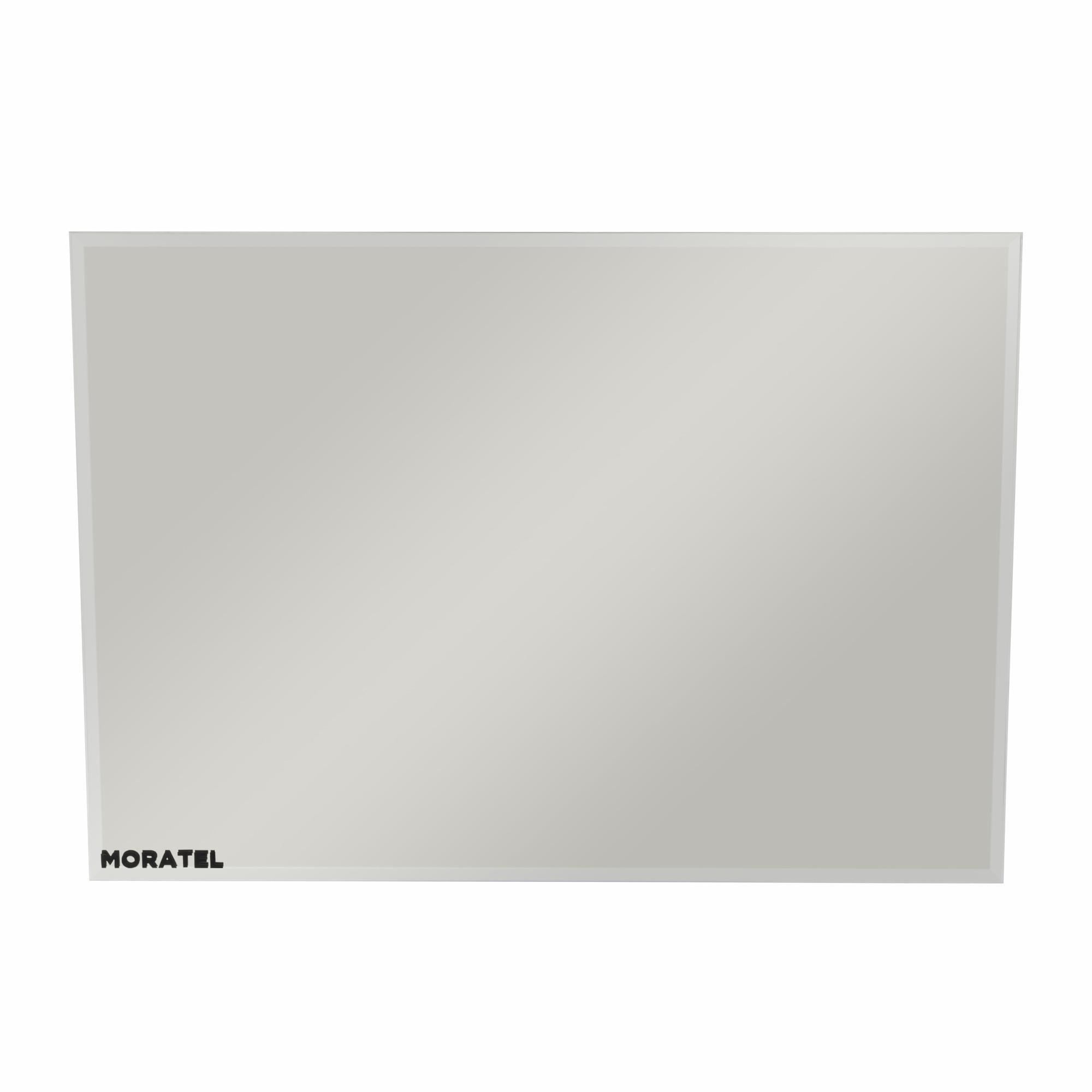 Espelho para Parede Retangular 3mm 55x40 cm - Kanon