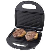 Sanduicheira Elétrica Grill Crome Inox 220V - Britânia