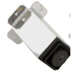 Pe para Moveis de Aluminio Polido 100mm Quadrado Regulavel - Hastvel
