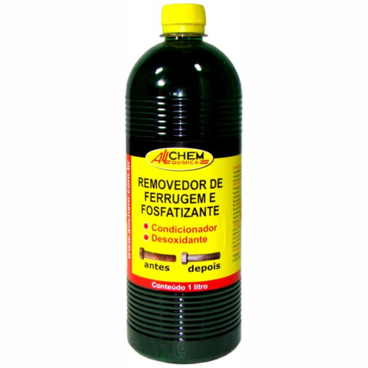 Removedor de Ferrugem e Fosfatizante 10L - Allchem