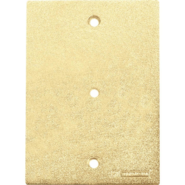 Tampa Cega para Piso 4x2 Dourada - Tramontina