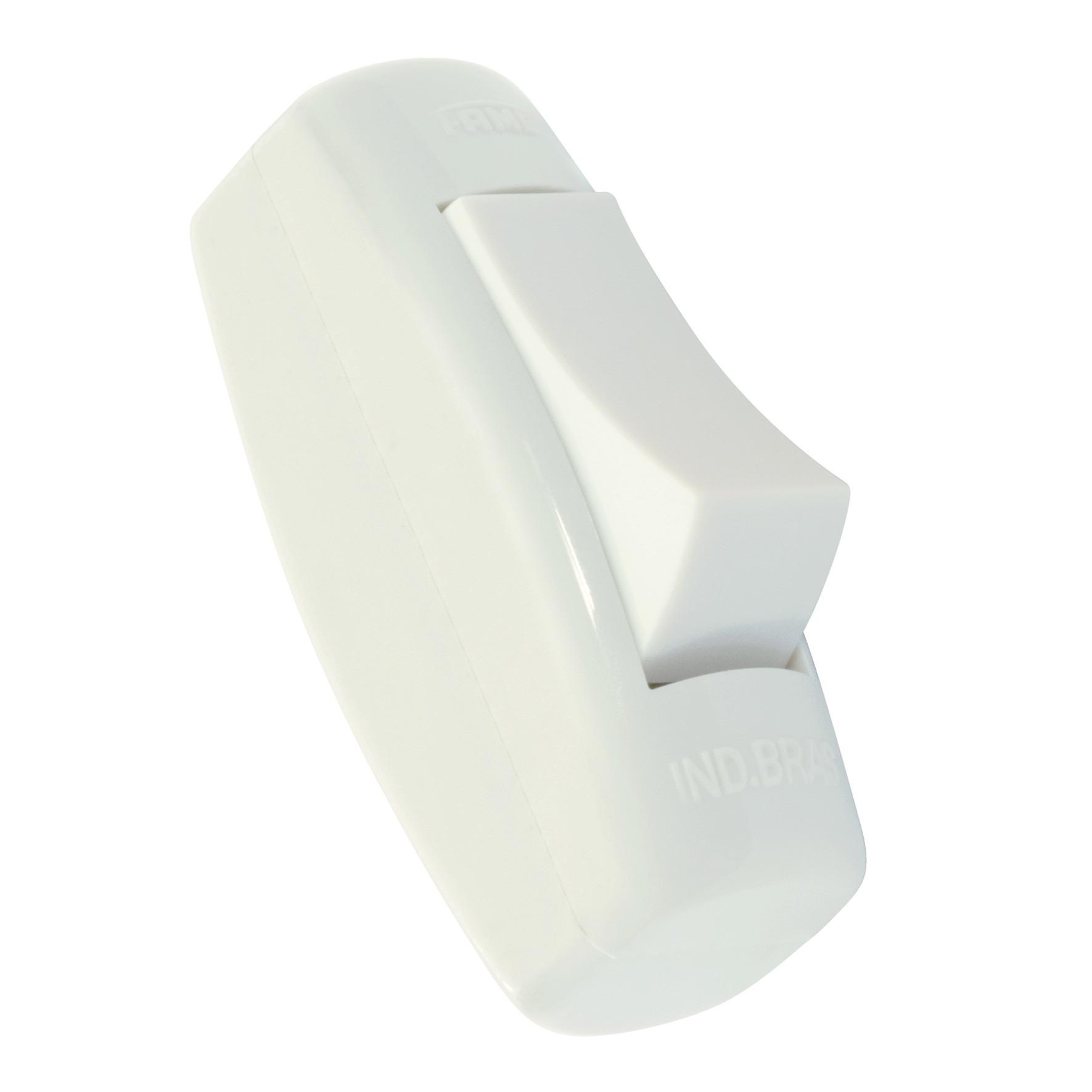 Conjunto Interruptor Simples 1 Modulo Cordao 6A - Sobrepor - Fame
