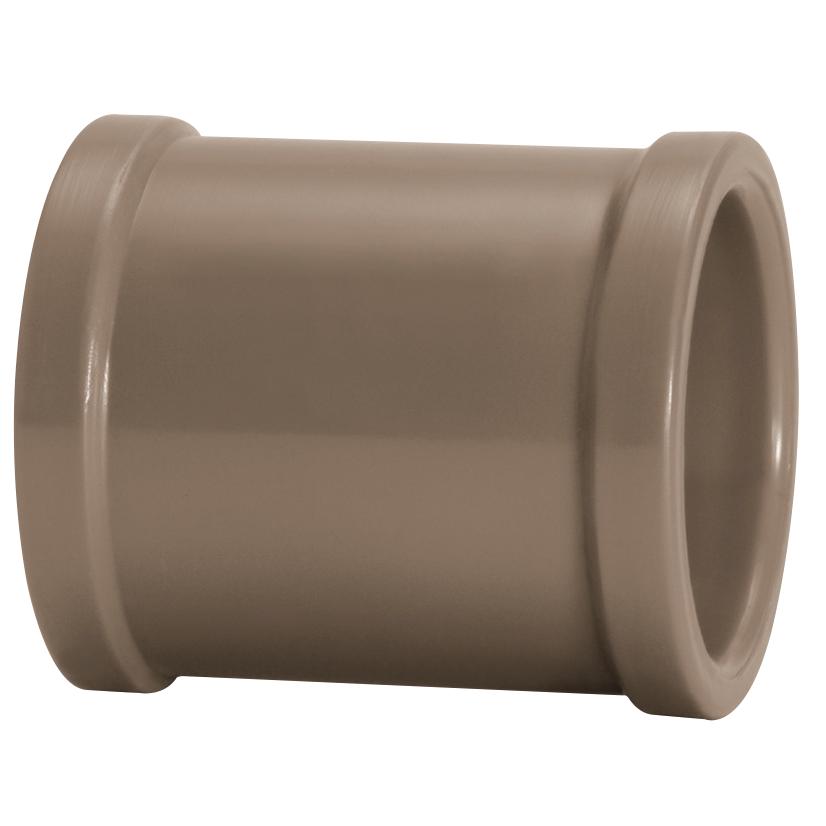 Luva Soldavel PVC Marrom 25 mm - Amanco