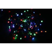 Pisca Pisca Led 100 Lâmpadas Cordão 5m Colorido 110V - Ecoline