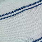 Pano de Copa Nancy Felpudo 40 x 60cm Azul Mariho - Dohler