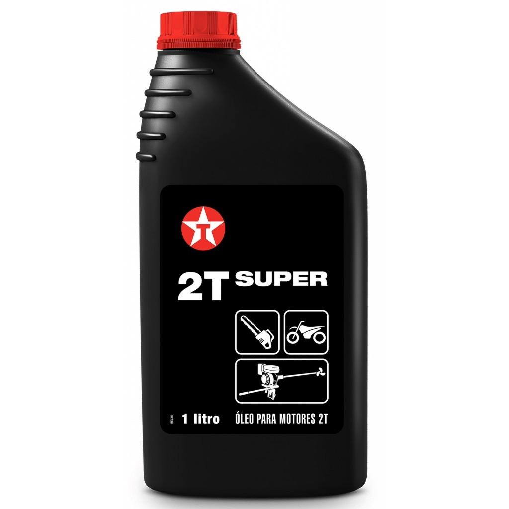 Oleo Lubrificante 2T Super Mineral 050L - Texaco