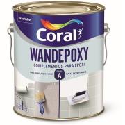 Tinta Epóxi Brilhante Premium 2,7L - Branco Neve - Wandepoxy Coral