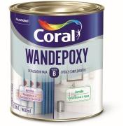 Catalisador para Tinta Epóxi 0,9L Amina - Wandepoxy Coral
