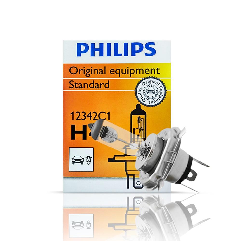 Lampada para Farol Automotivo H4 12V Standard - Philips