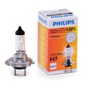 Lâmpada para Farol Automotivo H7 12V Standard - Philips
