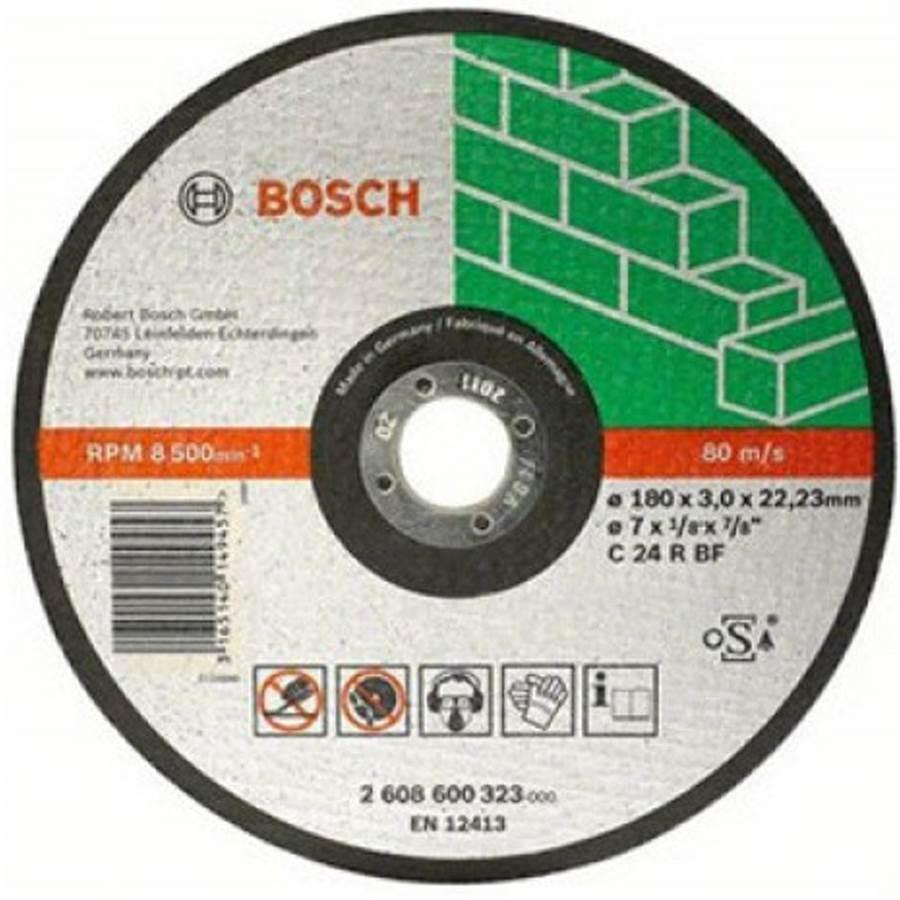 Disco de Desbaste 115x2223mm - Bosch