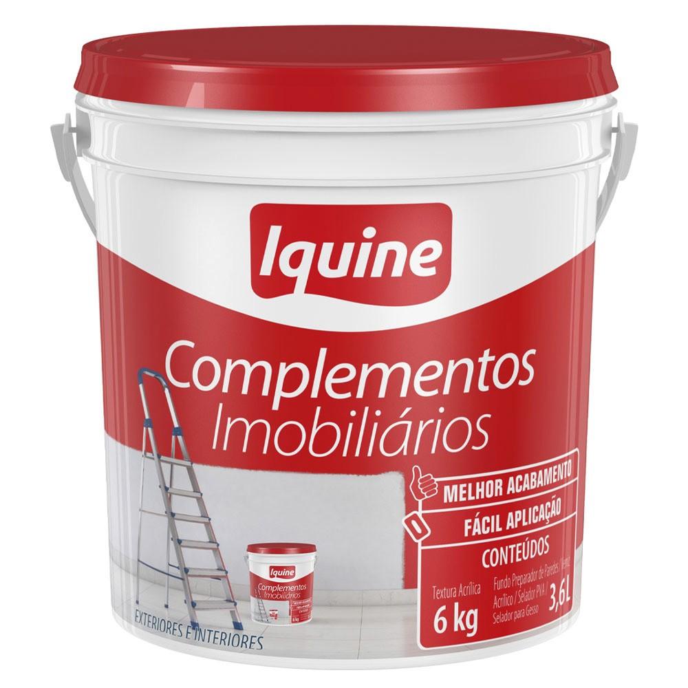 Fundo Preparador Parede 36L Base Agua - Iquine