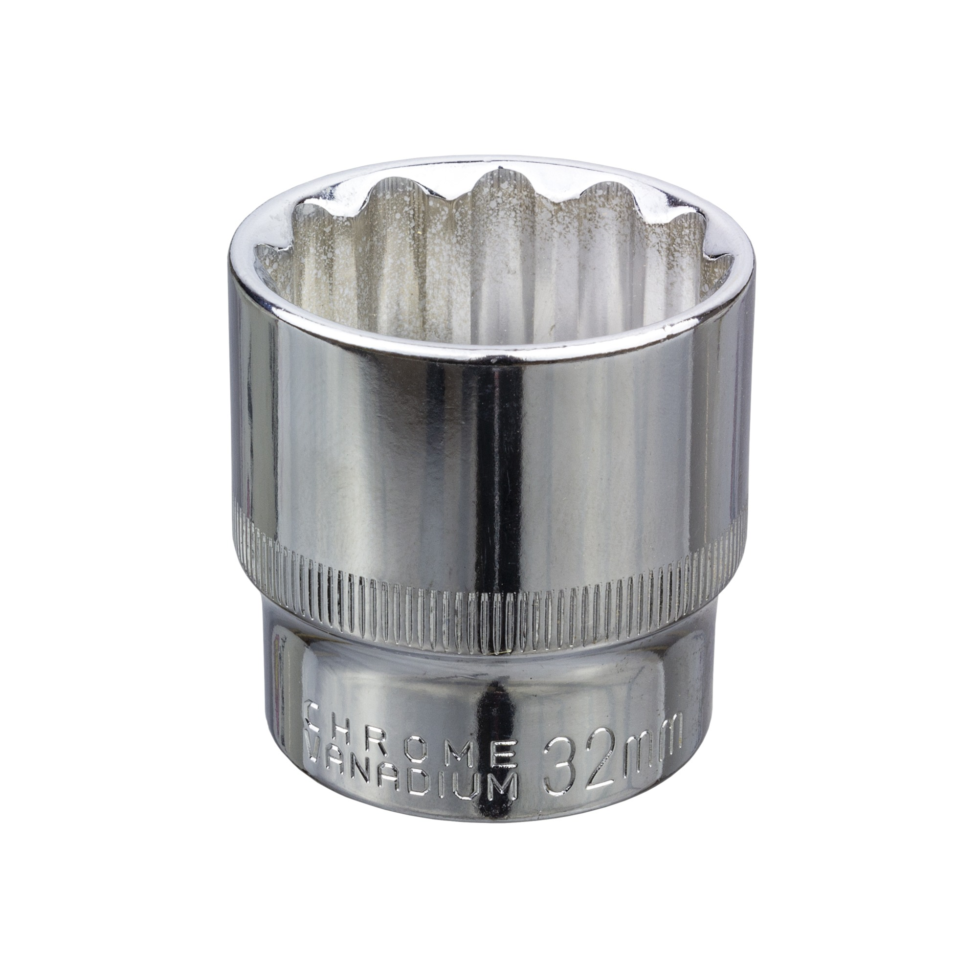 Soquete Estriado 12 32 mm - Startools