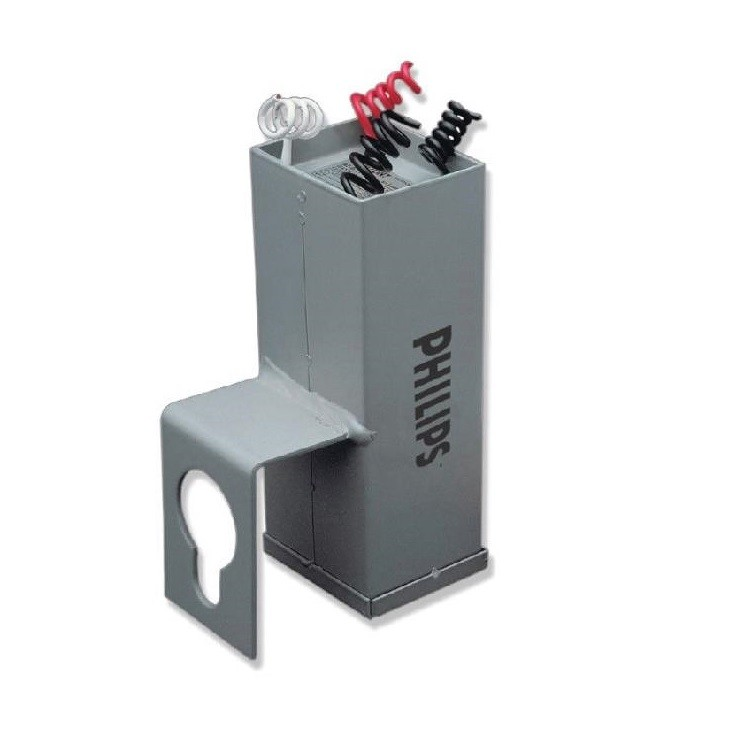 Reator Eletromagnetico 250W 220V Externo Fator de Potencia 092 - Philips
