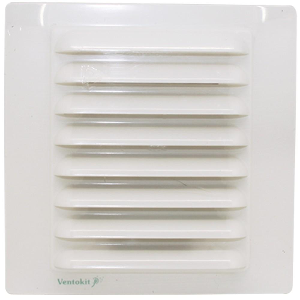 Grade de Ventilacao Quadrada com Colarinho 145x145 cm - Westaflex