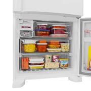 Geladeira/Refrigerador Brastemp Frost Free Duplex 573L Branco 220V - Painel Touch BRE80ABBNA