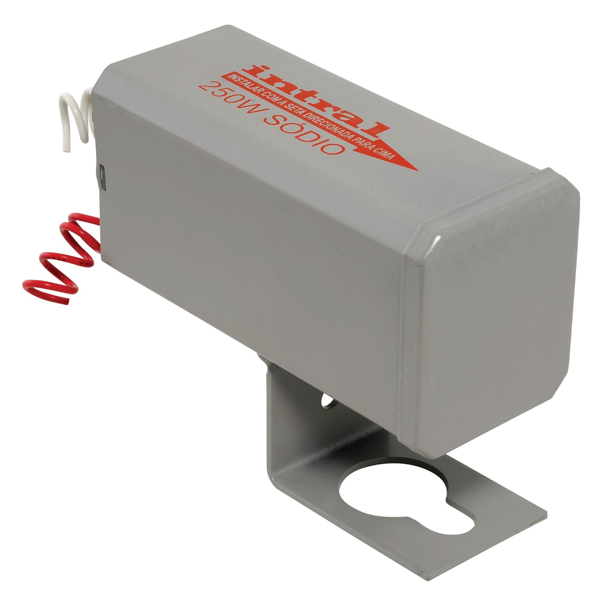 Reator Metalico Vapor 150W Universal 1230 - Intral