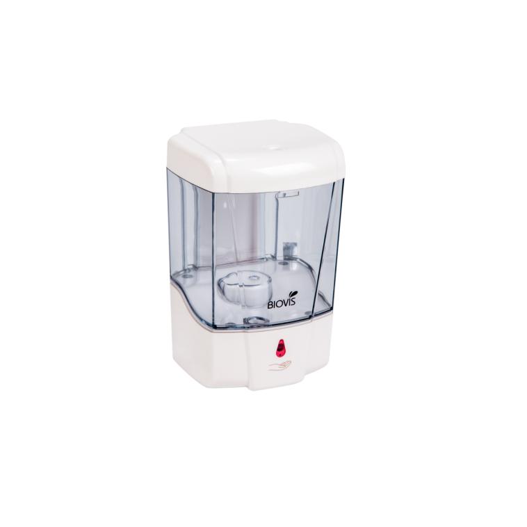 Saboneteira para Sabao Liquido com Sensor 700ml - Biovis
