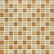 Pastilha Vidrissimo Mix Dourado 30 x 30 - Portobello