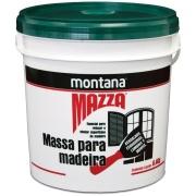Massa Para Madeira Mazza - Ipê - Balde 6,400Kg - Montana