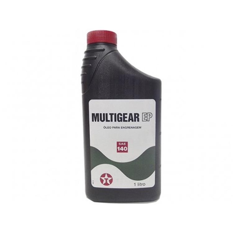 Oleo Lubrificante Multigear Mineral 140 1L - Texaco
