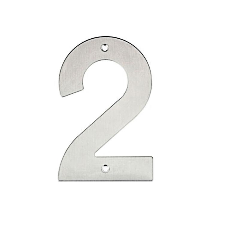 Numero 2 Inox - Bemfixa