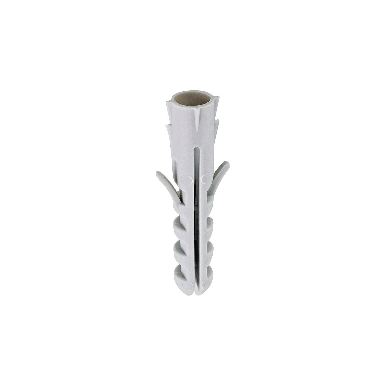 Bucha de Nylon para Concreto e Alvenaria 8mm 10 - Bemfixa