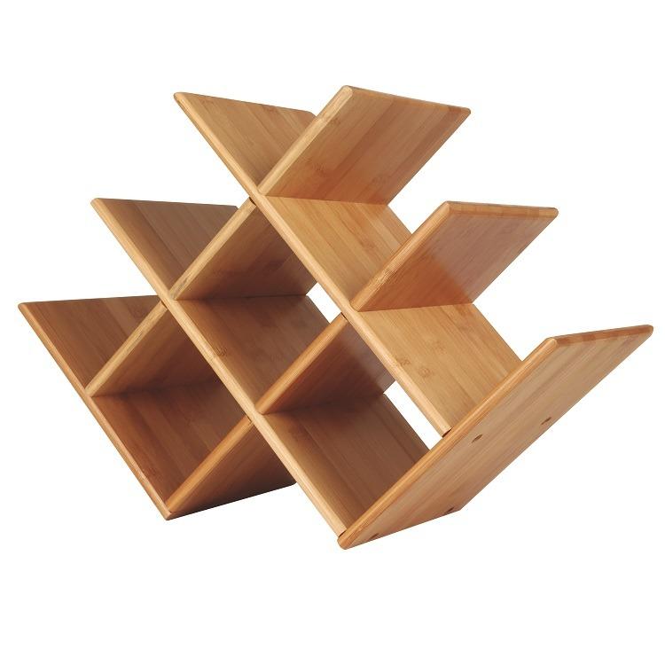Adega de Vinho em Bamboo 41 x 166 x 285 cm - Mor