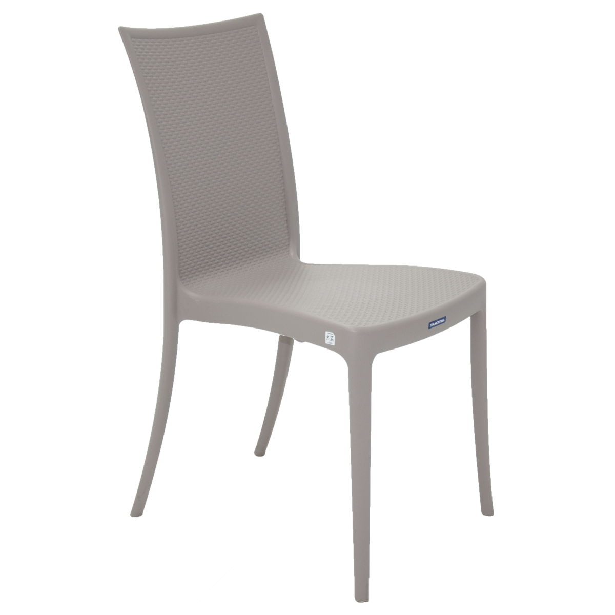 Cadeira Laura Polipropileno e Fibra de Vidro Camurca - Tramontina