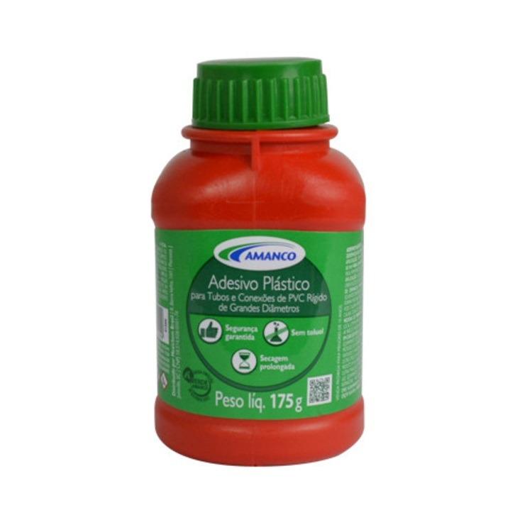 Adesivo Extra Forte para Aplicacao em PVC 175 g - Amanco